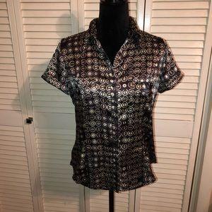 BCBGMaxazaria blouse